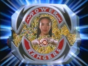 Aisha Power Morpher MMPR 3