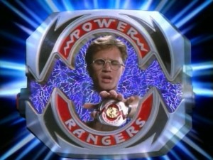 Billy Power Morpher MMPR 1