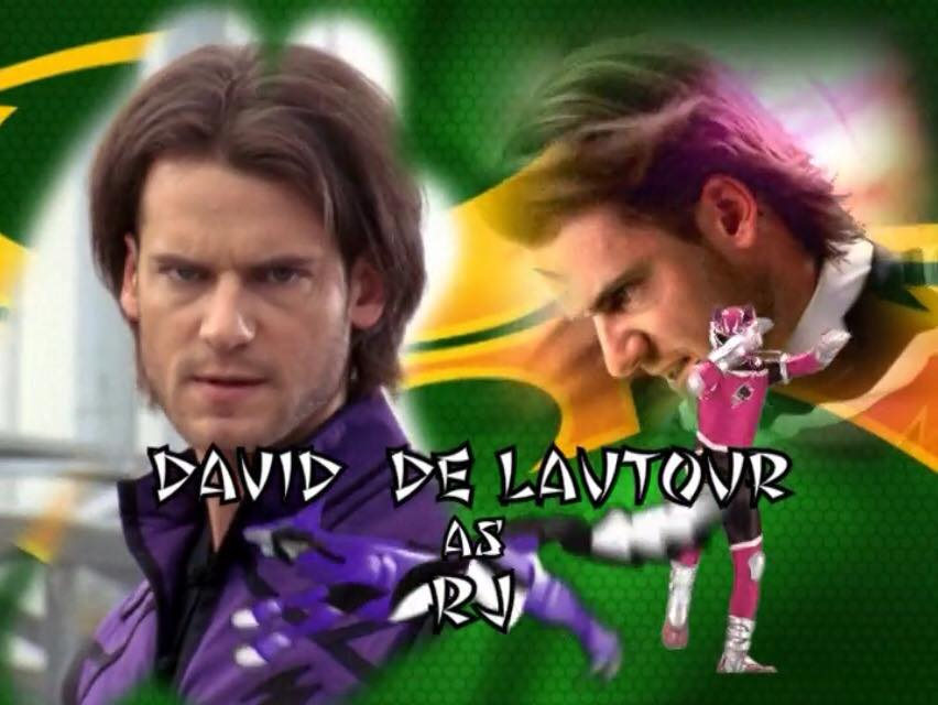 david de lautour youtube