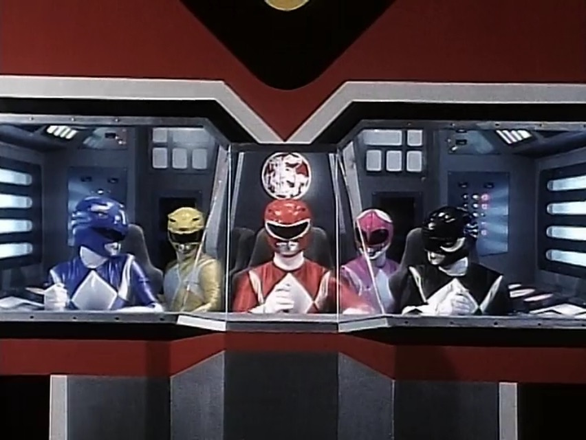 what are all the different types of power rangers