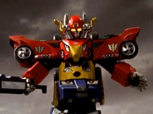 High Octane Megazord