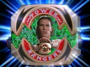 Tommy Power Morpher MMPR 1