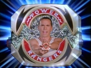 Tommy Power Morpher MMPR 2