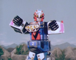 Turbo Rescue Megazord