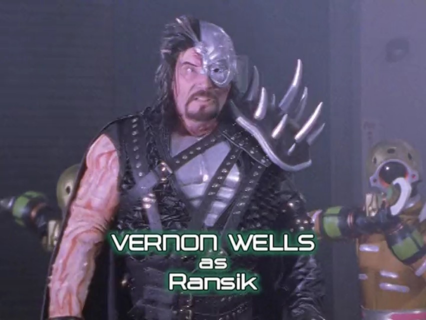 Mad Max References  |Vernon Wells Power Rangers