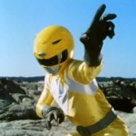 Yellow Mutant Ranger
