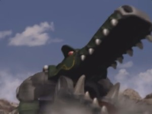 Alligator Wildzord