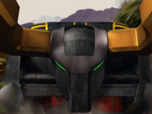 Black Bison Wildzord