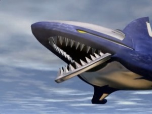 Blue Shark Wildzord