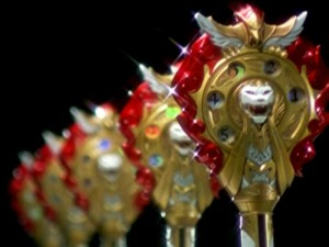 Mystic Lion Staffs