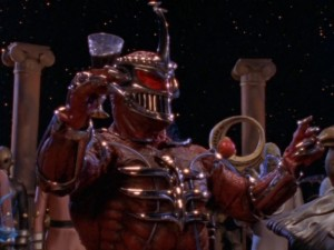 Lord Zedd - In Space