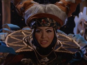 Rita Repulsa - In Space