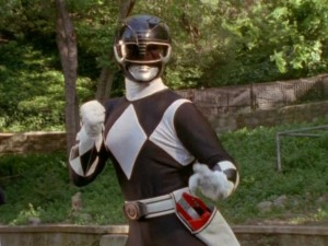 Mighty Morphin Black