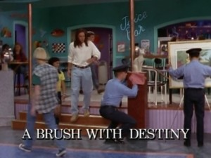A Brush With Destiny