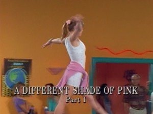 A Different Shade Of Pink Part 1