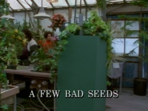 A Few Bad Seeds