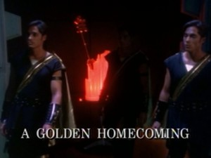 A Golden Homecoming