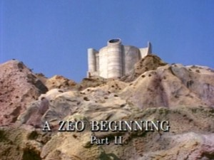 A Zeo Beginning Part 2