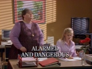 Alarmed And Dangerous