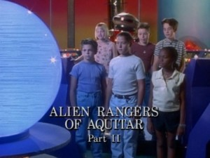 Alien Rangers Of Aquitar Part 2