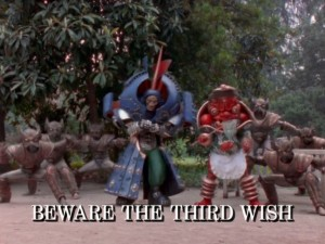 Beware The Third Wish