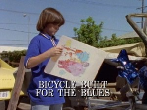 Bicycle Built For The Blues