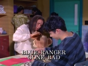 Blue Ranger Gone Bad