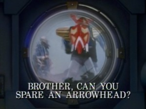 Brother, Can You Spare An Arrowhead
