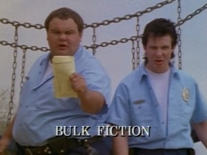Bulk Fiction