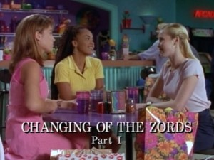 Changing Of The Zords Part 1
