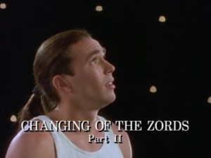 Changing Of The Zords Part 2