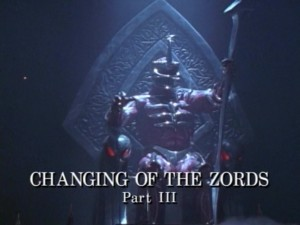 Changing Of The Zords Part 3