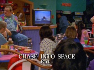 Chase Into Space Part 1