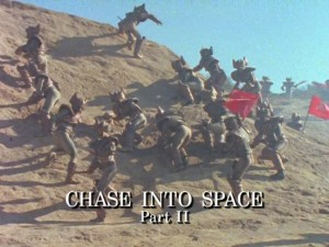 Chase Into Space Part 2