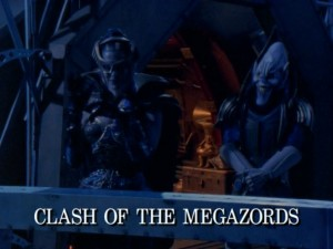 Clash Of The Megazords