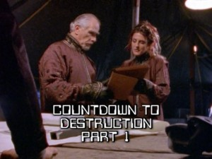 Countdown To Destruction Part 1