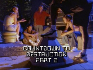 Countdown To Destruction Part 2