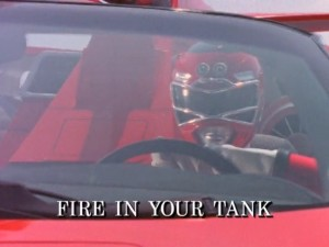 Fire In Your Tank