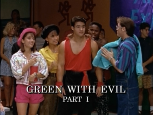Green With Evil Part 1
