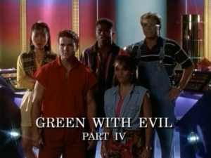 Green With Evil Part 4