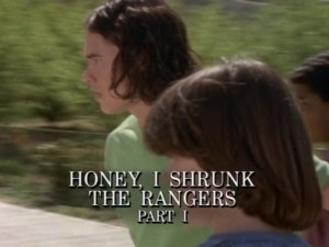 Honey I Shrunk The Rangers Part 1