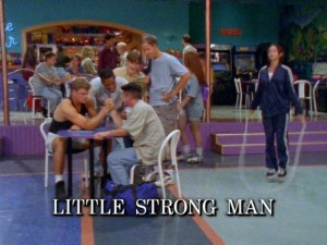 Little Strong Man