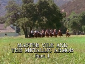 Master Vile And The Metallic Armor Part 1