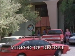 Mirror Of Regret