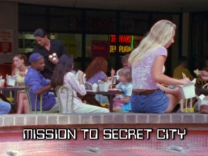 Mission To Secret City