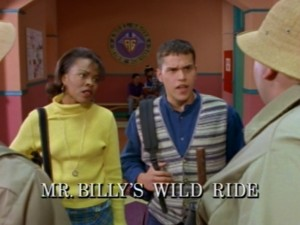Mr.Billy's Wild Ride