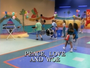 Peace, Love And Woe