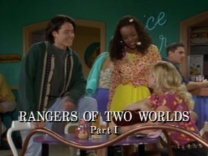 Ranger Of Two Worlds Part 1