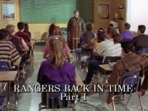 Rangers Back In Time Part 1