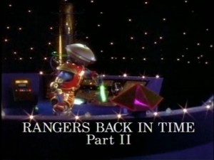 Rangers Back In Time Part 2